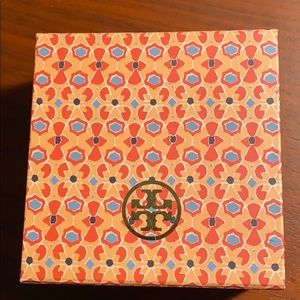 Tory Burch notepad holder with sticky notes